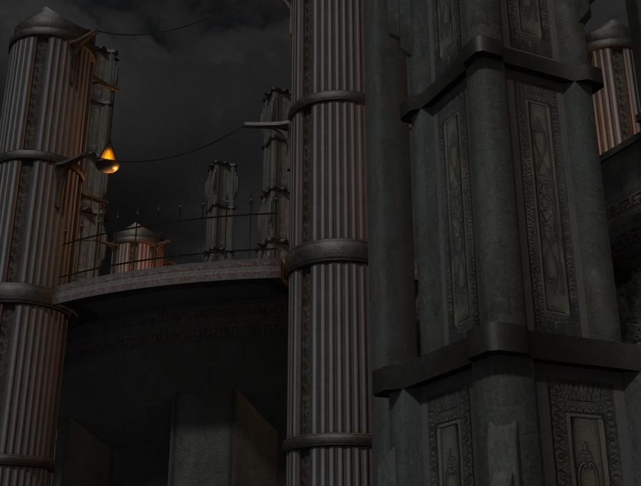 FM Battle Arena (Maya/Daz Studio/Poser) – Flipmode 3D